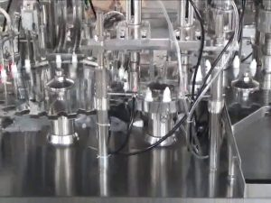 10ml Augentropfen kleine Parfümflasche Füllmaschine Preis