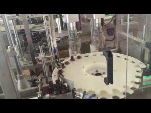 Fabrikpreis Hochgeschwindigkeits-Verschließmaschine für rotierenden Flaschenverschluss