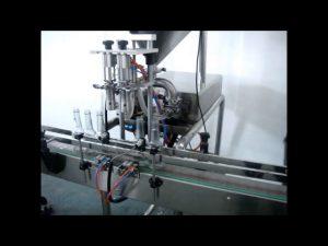 automatische Doppelköpfe flüssige Handwaschfüllmaschine zu verkaufen