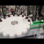 kleine Flüssigkeitsflaschenfüllmaschine