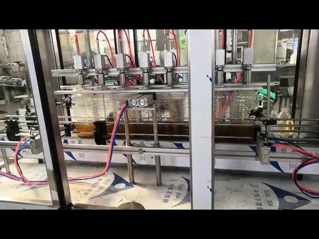 automatische Motorölfüllmaschine
