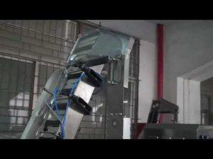 vollautomatische Servo-Flaschenverschlussmaschine für Kunststoff-Schraubverschluss