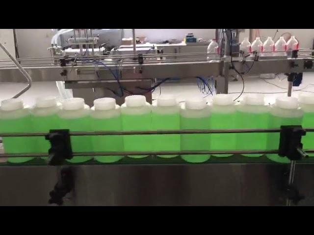 automatische Füllbleichmaschine