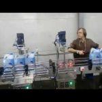 automatische Korrosionsschutz-Toilettenreiniger Desinfektionsmittel Flüssigbleiche Füllmaschine Linie