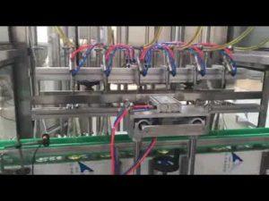 automatische Speiseöl-, Honig-, Marmeladen-, Shampoo-Füllmaschine