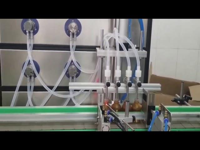 Auto 10ml 30ml 60ml 100ml Flasche kosmetische Abfüllmaschine für Flüssigkeiten
