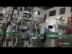 Füllmaschine für flüssige Aminosäuredünger