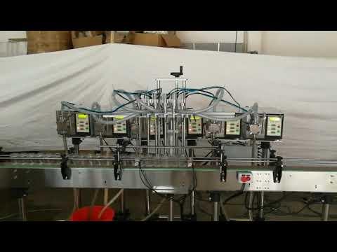 kleine automatische Zahnradpumpe Flasche Seife Flüssigkeit Füllmaschine Preis