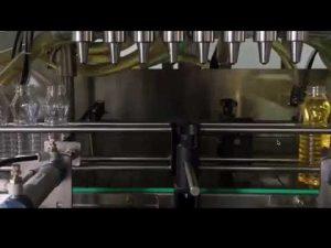 automatische Speiseöl-, Palmöl-Füllkappenmaschine