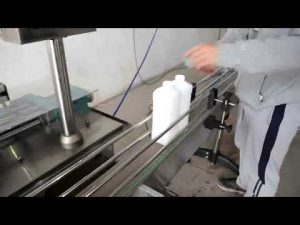 wirtschaftliche automatische Ölabfüllmaschine für Kolbenmotoren
