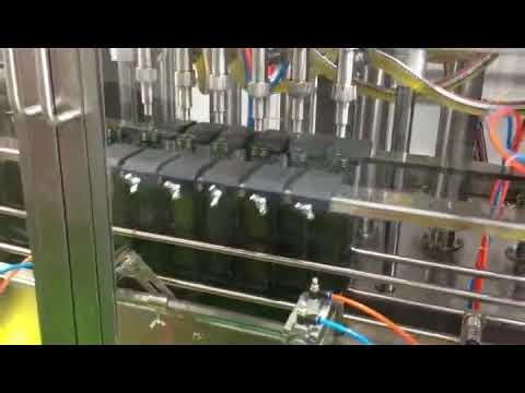 Hersteller von automatischen Kolbensenfölfüllmaschinen