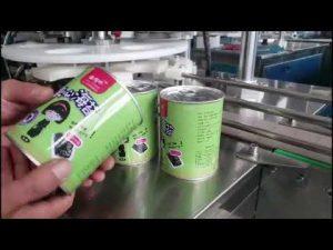 vollautomatische kosmetische Flüssigkeitsflaschenfüllmaschine mit Verschließer
