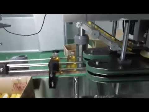 lineare vollautomatische Motorölfüllmaschine
