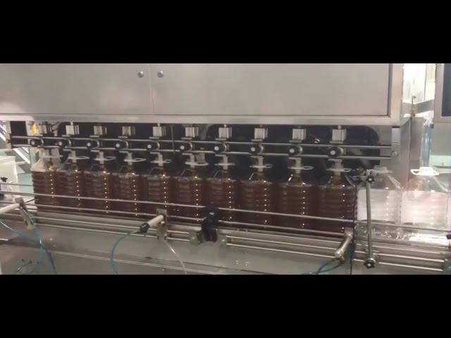 Hochwertige, langlebige automatische 30-ml-Flaschenfüllmaschine