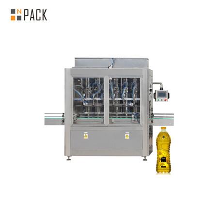 Ölfüllanlage Automatisch