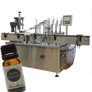 Automatische Sirupabfüllmaschine