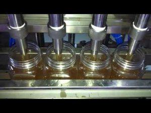 Werks-Direktvertrieb vollautomatische Flüssigwaschmittel-Flaschenfüllmaschine