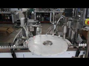 automatische Augentropfenfüllmaschine, kleine Flaschenfüll- und Versiegelungsmaschine