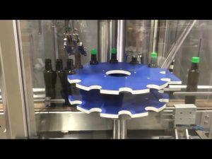 Ropp Aluminium Schraubverschluss Automatische Verschließmaschine für Glasflaschen