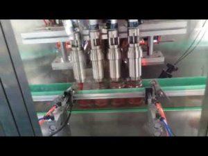 Hersteller von automatischer Tomatensauce, Chilisauce, Joghurt, Marmeladenpastenfüllmaschine