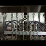 Fabrik Direktverkauf Linearkolben flüssige Sauce Gewürze Flasche Füllkappe Maschine