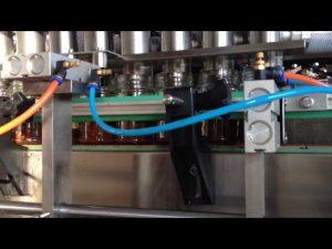 automatische Schokoladen-Erdnussbutter-Tomatensauce-Füllmaschine