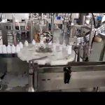 Kosmetik medizinische Plastikflasche Füllen Verschließmaschine