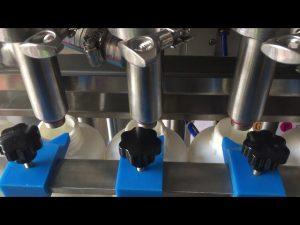 Preis für vollautomatische Kolbenshampoo-Flüssigflaschenfüllmaschine