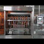 vollautomatische Tomatensauce Servo-Abfüllmaschine