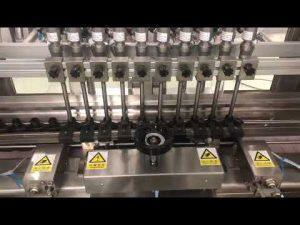 flüssige alkoholische Creme lineare Füllmaschine, Honigglas kleine Flasche Öleinfüller