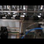 automatische Füllmaschine für Flüssigwaschmittel und Desinfektionsmittel