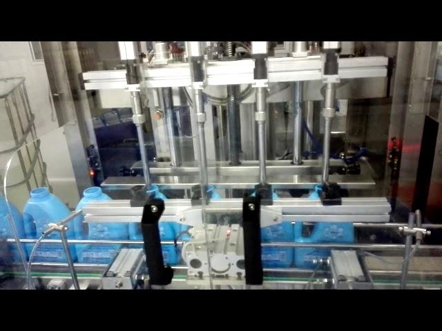 100-1000ml automatische Flüssigseife Handwäsche Handseife Händedesinfektionsmittel Abfüllmaschine