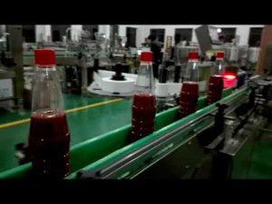 Hochgeschwindigkeits-Vollautomaten-Flaschenfüllmaschine für Ketchup, Marmelade, Sauce