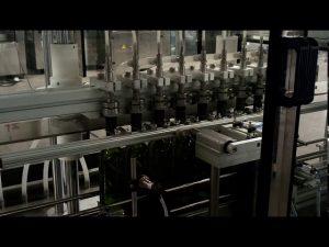 Olivenölflaschenfüllmaschine Preis, Linearkolben Speiseölfüllmaschine
