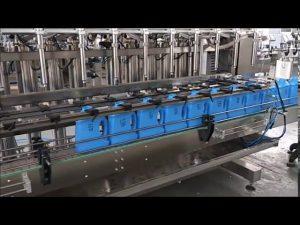 automatische Händedesinfektionsmittel Flüssigseifenfüllmaschine Kolbenflaschenfüllmaschine