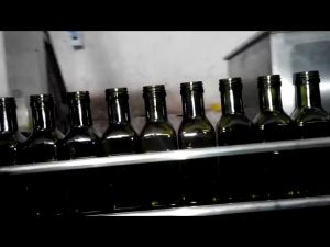 vollautomatisches Olivenöl linear 6 Düsen Ölflaschenfüller