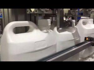 automatische 4-Düsen-Flüssig- und Creme-Digitalfüllmaschine