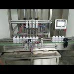 automatische Flaschenfüllmaschine für viskose Flüssigpaste für Flüssigseife, Körperlotion, Shampoo