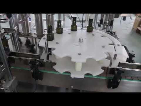 Heißverkauf ce Standard automatische Olivenölfüllmaschine