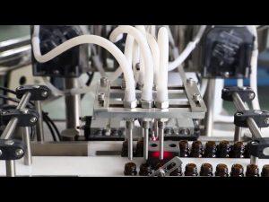 120 ml Olivenöl Waschfüll- und Verschließmaschine