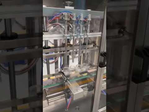automatische Parfümflaschenfüllmaschine, Flüssigkeitsfüllmaschine mit Preis