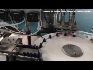 Glasflasche Parfümfüllmaschine, kosmetischer Lotionsfüller