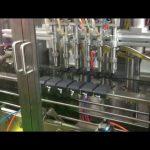 SPS-Steuerung automatische Kolben Olivenöl Füllfüllmaschine
