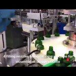 Tropfflasche ätherisches Öl cbd Ölfüllmaschine
