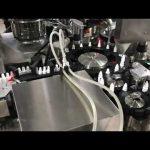 pharmazeutische Augentropfenfüllmaschine für 20 ml kleine Durchstechflasche