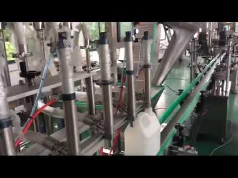 kundenspezifischer Schmierölpreis der elektronischen Kolbenfülllinie