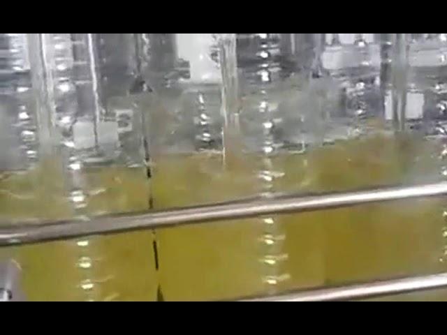 automatische Flaschenfüllmaschine für Speiseöl