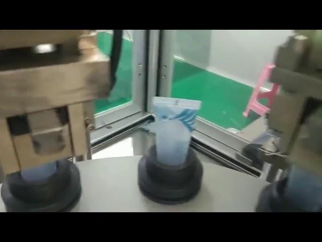 automatische Kosmetik pharmazeutische Lebensmittel Kunststoffrohr Füllung Versiegelungsmaschine