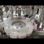 automatische elektronische zigarettenflüssigkeit, cbd ölfüllung stopfen verschließen etikettiermaschine